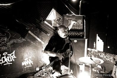 Reverend Beat-Man @ Modd Club © 18.03.2016 Patrick Principe