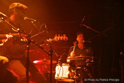 Tomazobi @ Dachstock Mit Daniel Durrer am Sax und Muso Stamm am Schlagzeug © 23.04.2016 Patrick Principe