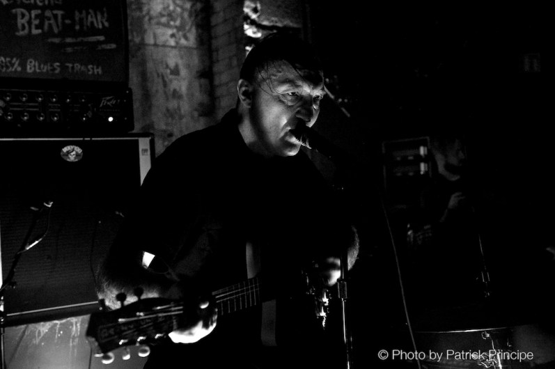 Reverend Beat-Man @ Ebullition © 23.01.2016 Patrick Principe