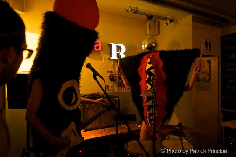 The Sex Organs @ Zar Bar © 06.060.2015 Patrick Principe