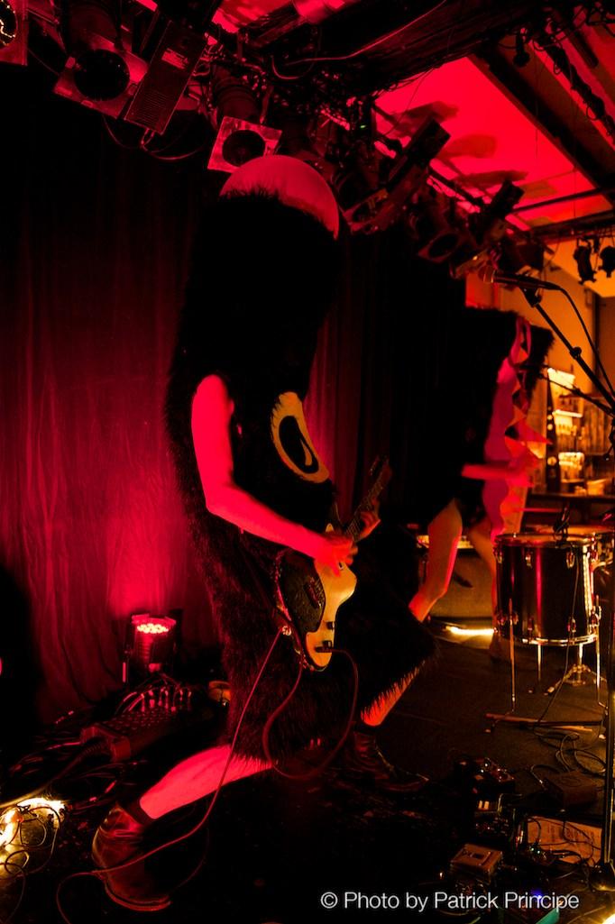 The Sex Organs - Double Release Party @ Rössli Bern © 25.06.2015 Patrick Principe
