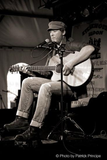 Dylan Walshe @ Muddy Roots Belgien © 19.06.2015 Patrick Principe