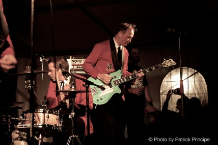 The Monsters @ Muddy Roots 2015, Belgien © 19-22.06.2015 Patrick Principe