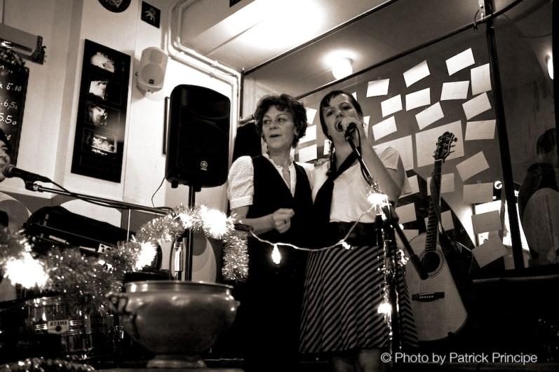 Bling Bling Sistars @ les Amis © 24.08.2015 Patrick Principe
