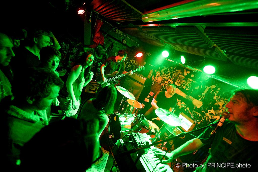 Lo Fat Orchestra @ Molotow, Hamburg ©24.02.107 Patrick Principe