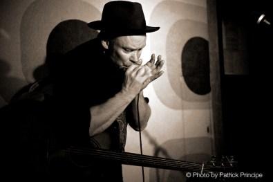 Delaney Davidson @ Café Kairo @ 26.06.2015 Patrick Principe
