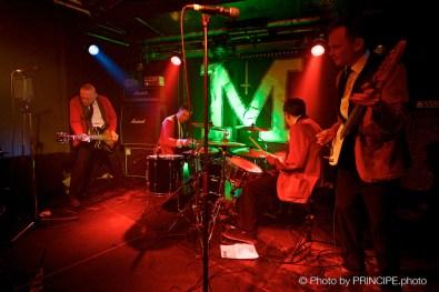 The Monsters @ Hafenklang, Hamburg © 25.02.107 Patrick Principe