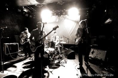 The Bahareebas @ ISC Club Bern © 29.10.2015 Patrick Principe