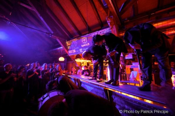 The Dead Brothers @ Dachstock Bern © 15.11.2015 Patrick Principe