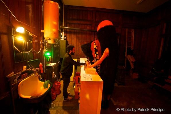 The Sex Organs @ Grand Palais Bern © 28.11.2015 Patrick Principe