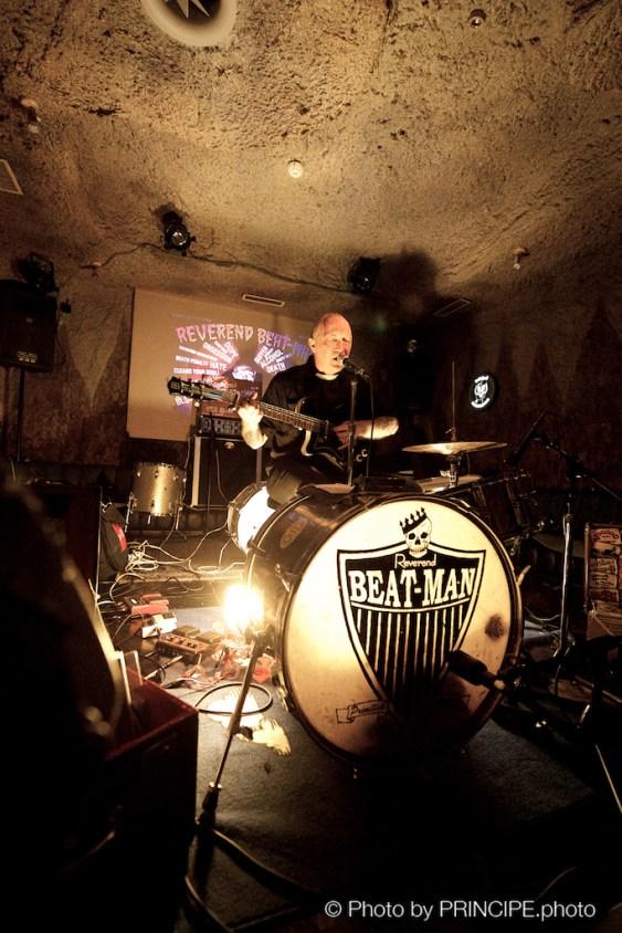 Reverend Beat-Man @ Sunset Bar © 14.04.2017 Patrick Principe