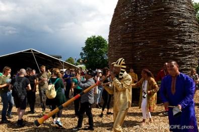 Idris Ackamoor & The Pyramids @ Bad Bonn Kilbi 2017 erster Tag © 02.06.2017 Patrick Principe