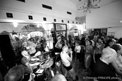 Biggerclub @ Les Amis © 14.08.2017 Patrick Principe