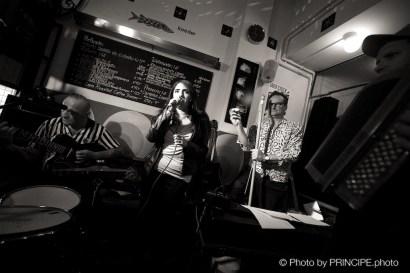 Drü @ Les Amis feat. Nicole Izobel Garcia & Pascal Dussex © 11.09.2017 Patrick Principe