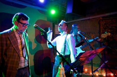 Die Specknockerln @ Café Kairo feat. Hoschi © 07.12.2017 Patrick Principe
