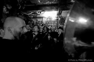 The Dead Brothers @ Café Bar Mokka © 10.03.2018 Patrick Principe