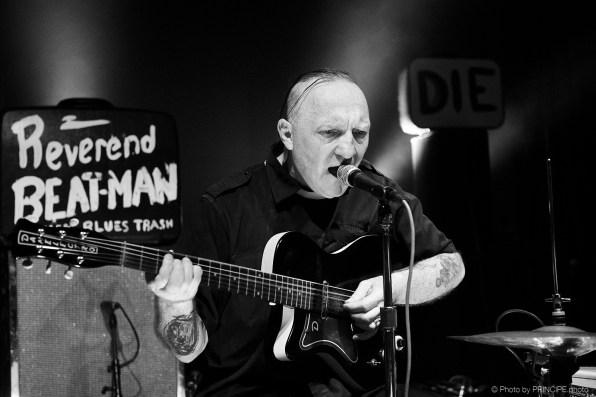 Reverend Beat-Man & the New Wave @ Czar Fest 2018 © 11.05.2018 Patrick Principe