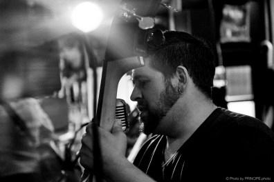 Dario Hess & Band @ Les Amis © 04.06.2018 Patrick Principe
