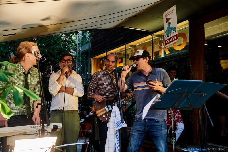Die Specknockerln @ Café Kairo Gast Binggis © 07.06.2018 Patrick Principe