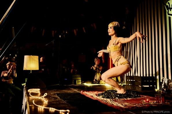 Lalla Morte @ Voodoo Rhythm Circus © 30.06.2018 Patrick Principe
