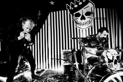 Tongue Tied Twin @ Voodoo Rhythm Circus with Bone © 30.06.2018 Patrick Principe