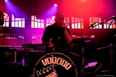 Reverend Beat-Man & the New Wave @ Haldern Pop Festival Reverend Beat-Man, Mario Batkovic, Resli Burri & Julian Sartorius © 09.08.2018 Patrick Principe