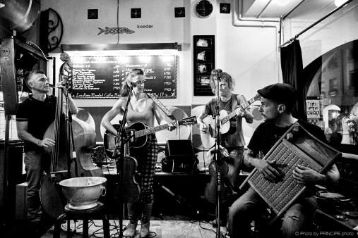 Les Amis Al Stars @ Les Amis Lady Gomorra, Menic, Tiger, Mitchu Bogo © 27.08.2018 Patrick Principe