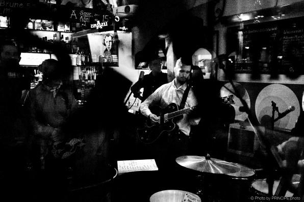 Skinny Jim Tennessee Trio @ Les Amis © 03.09.2018 Patrick Principe