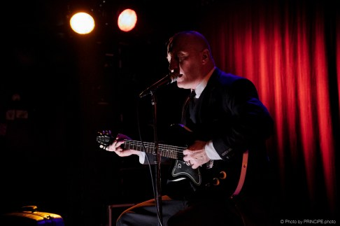 Reverend Beat-Man @ Bad Bonn © 23.01.2019 Patrick Principe