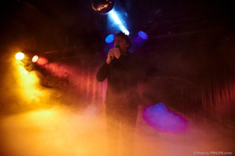 Johannes Dullin @ Bad Bonn © 23.01.2019 Patrick Principe