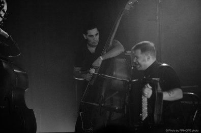 Beatman-Batkovic & Double Bass experiment @ Temple Saint-Étienne de Mulhouse © 07.02.2019 Patrick Principe