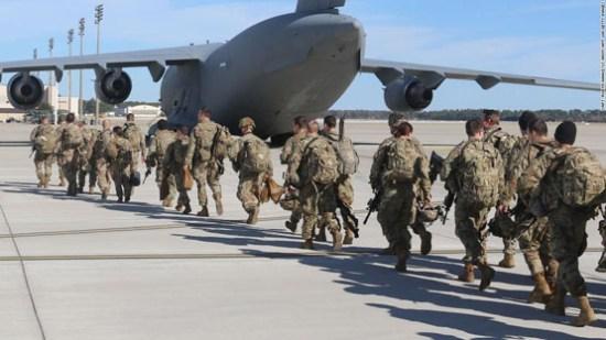 U.S.-Militärs im Auslandseinsatz verweigern die Covid-Impfung