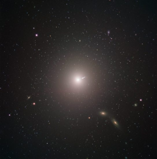 Black Hole Seen Clearly in Historic New Direct Image BH2-ESO-1