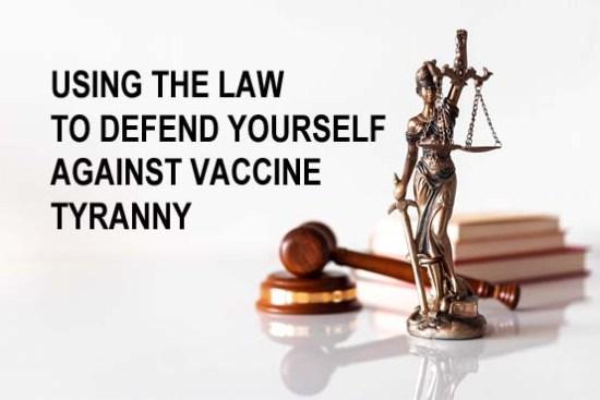 Legal Advice If You Are Pressured Into Taking A Risky COVID Vaccine VFV