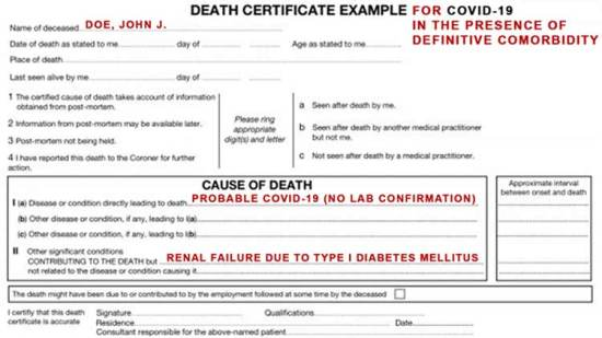 CDC Violated Law to Inflate COVID Cases and Fatalities Cause-of-death-form-covid-19-a-1