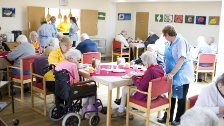 Care home workers can be exempt from being vaxxed for 12 weeks Care-home-workers-Perran-Bay-Care-Home