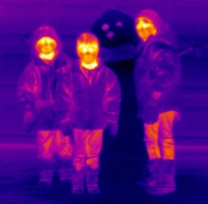 infra red coats