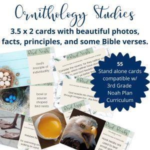 Principle-Approach-Ornithology-Studies-Principled-Academy-Biblical-Classical-Homeschoolers-the-Noah-Plan-Third-Grade-Curriculum