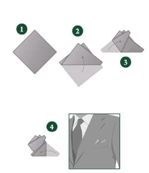 three point fold