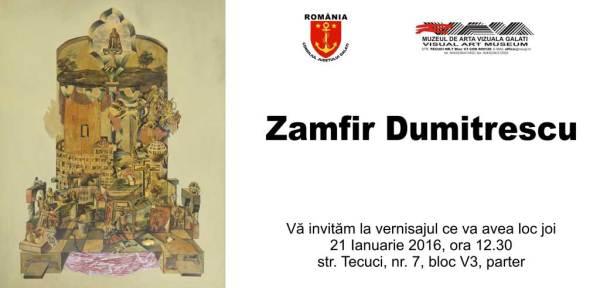 Invitatie Zamfir D