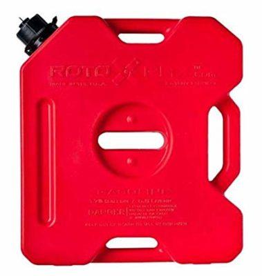 1.75 gallon fuel storage by Fuelpax