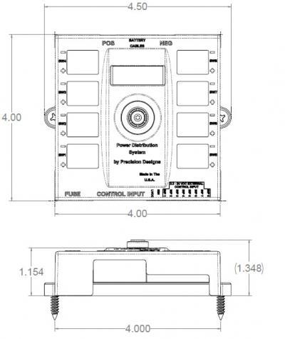 sPOD Bantam with Touchscreen