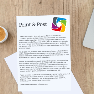 Document & Letter Printing