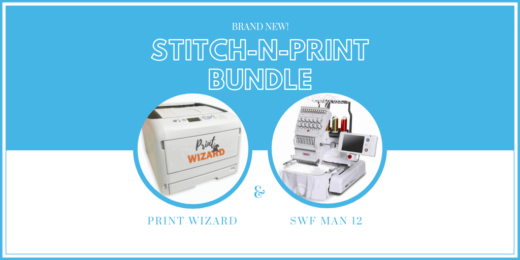 Stitch-n-Print Bundle