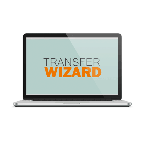 Transfer Wizard RIP