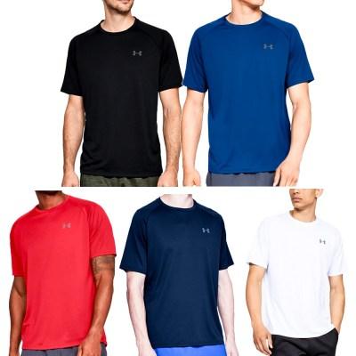 1326413 アンダーアーマー(UNDER ARMOUR)テックTシャツ2.0