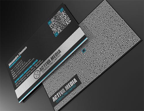 33 Extraordinary Creative And Inspiring Business Cards