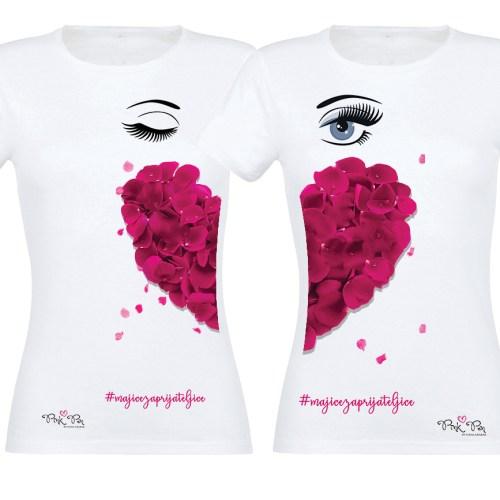 Majice za prijateljice par