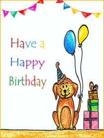 Free Printable Birthday Cards Create And Print Free