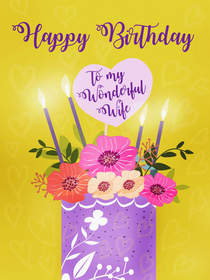 Free Printable Birthday Wife Cards Create And Print Free Printable Birthday Wife Cards At Home